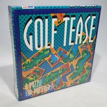 VTG Golf Tease Puzzle Great American Puzzle Factory Puzzle For Putterers... - $9.95