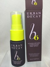 Urban Decay B6 Vitamin-Infused Complexion Prep Spray 0.5 Travel  Deluxe Sz - $10.65