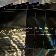 Dolce & Gabbana The Only One EDP 1.5mL Vials x5 Total Of 7.5mL image 5