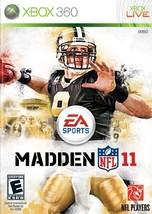 Madden NFL 11 - Xbox 360 [Xbox 360] - $7.91