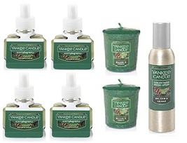 Yankee Candle Balsam & Cedar Scentplug , Votive, Room Spray Home Fragran... - $35.99