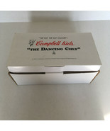 Campbell kids the dancing chef doll still in original box  - $34.60