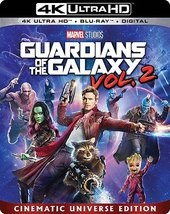 Guardians of the Galaxy Vol. 2  (4K Ultra HD + Blu-ray + Digital)