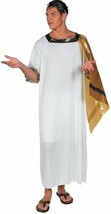"Caesar Adult Costume. Adult Size OS (Fits up to 44"" Chest) - $19.94"