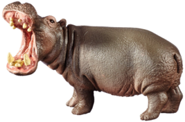 Schleich Hippopotamus Model - $13.69