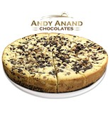 "Andy Anand Turtle Cheesecake 9"" with Chocolate Chip, Nuts & Caramel (2 lbs) - $39.84"