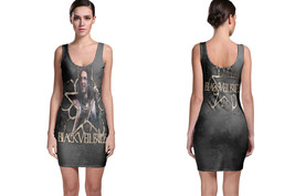 Black Veil Brides Collection #2 Women's Sleevless Bodycon Dress - $21.80+