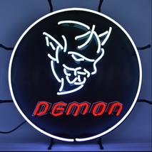 Dodge Demon Neon Sign / Dodge Neon Sign / Dodge Signs / Dodge Demon Signs / *Gas - $350.00