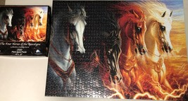 Jigsaw Puzzle 1500 Pieces The Four Horses of the Apocalypse 24 x 33 inch image 3