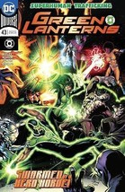 Green Lanterns #43 DC Comics First Print NM - $2.96