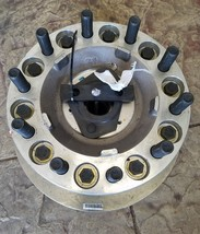 ONE ConMet 10016331 10020108 WHEEL HUB and ROTOR USA NEW