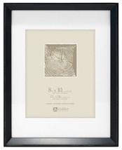 Malden International Designs Wood Angle Morgan Scratch Matted Picture Fr... - $32.59