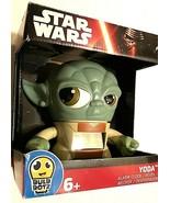 """Star Wars Bulb Botz 7"""" YODA Green Alarm Clock UPC 813372020022 New NIB - $39.59"""