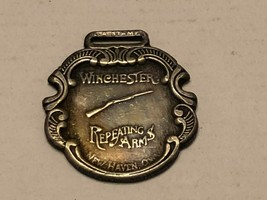 Vintage Watch Fob - Winchester Repeating Arms - $30.00