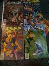 Aquaman: vol 4 #11(1992, DC)& vol 5 #9, 56 +annual #2 (1995,DC) . Vf to Nm  - $10.00