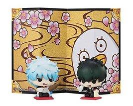 Megahouse Gintama: Drinking Game Toshiro Hijikata & Gintoki Sakata Petit Chara L - $78.27