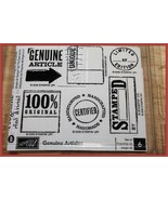 Stampin' Up!   *GENUINE ARTICLES*    Brand New in Box   NIB     Rubber S... - $13.99
