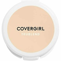 COVERGIRL truBlend Pressed Blendable Powder Translucent Fair, .39 oz - $8.52