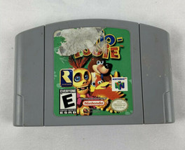 Banjo-Kazooie Nintendo N64 1998 Cart Only Tested Vintage Video Game Cartridge - $34.00