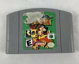 Banjo-Kazooie Nintendo N64 1998 Cart Only Tested Vintage Video Game Cart... - $34.00