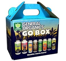 General Hydroponics GH5100 General Organics Go Box - $37.17