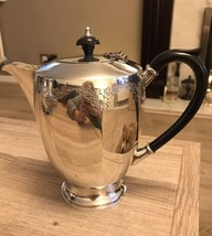 Frank Cobb & Co Beautiful Silver Plated Teapot ... - $111.73