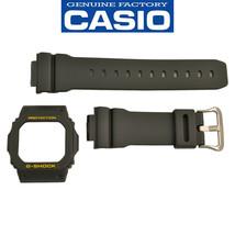 Genuine Casio G-Shock Original G5600A-3 GWM-5600A-3 Dark Green Bezel Rubber Set - $39.95