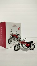 Hallmark 2018 Honda Motorcycles 1969 CB750 NIB Keepsake Ornament - $6.93