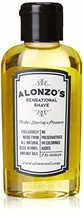 Alonzo's Sensational Premium Natural Shaving Oil for Men | Works as Moisturizing