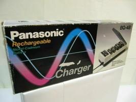 Panasonic Rechargeable BQ-4B Nickel Cadmium Battery Charger (1987) AAA/AA/C/D/9V - $29.21