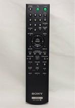 Sony RMT-D185A Factory Original Dvd Player Remote DVP-NS601HP, DVP-NS700H - $13.79