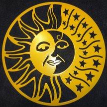 Sun Moon and Stars Metal Wall Art - $40.50+