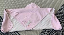 Carter's Bunny Baby Security Blanket Lovie PINK - $14.01