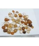 Natural red rutile Quartz cabochon cab 51 PCs 586 carat crystal, mineral... - $148.50