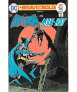 The Brave and the Bold Comic Book #119 DC Batman and Man-Bat 1975 FINE+ - $7.14
