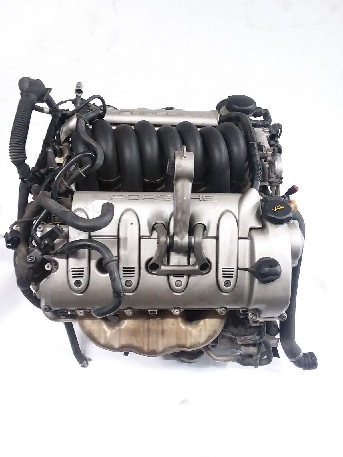 2004 Porsche Cayenne 45l Engine Motor 8cyl Oem