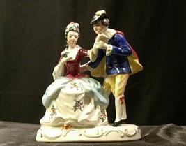 Man and woman Figurine AA-192058 Vintage (Japan) image 2
