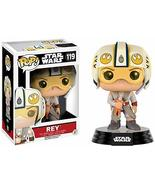 Funko Pop! Star Wars Rey #119 (With X-Wing Helmet Exclusive) - $24.99