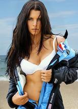Danica Patrick Bikini Beach Vertical  2.5 x 3.5 Fridge Magnet - $3.99