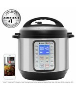 Instant Pot Smart WiFi 6 Quart Multi-use Electric Pressure Slow Rice Coo... - €143,69 EUR