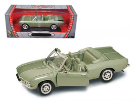 1969 Chevrolet Corvair Monza Green 1/18 Diecast Model Car by Road Signature - $56.07