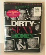 Dirty Sexy Money The Complete First Season 1 One Peter Krause New Sealed  - $9.99