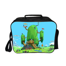 AdventureTime Kid Adult Lunch Box Lunch Bag Picnic Bag G - $19.99