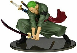 Roronoa Zoro: ~ 5.1 'One Piece Scultures Big X Banpresto Figure Colosseu... - $169.49