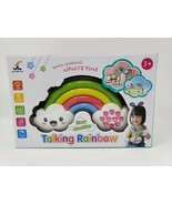 Aoyucheng Toys Talking Rainbow Infant Toy - New - $21.99