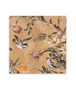 Traditional Chinese Flower Bird Wall Art On Canvas CF0000 - $17.25+