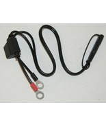 Deltran 08100696 Battery Tender Ring Terminal Harness Quick Disconnect - $11.99