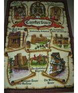 COTTON TEA TOWEL Canterbury - $11.70