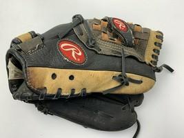 Rawlings Savage Baseball Giovani Guanto PP115MB Marrone Nero - $8.27