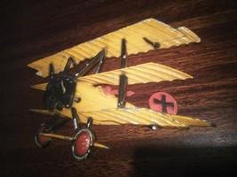 Homco USA 1975 WWll Cast Plane - $12.87